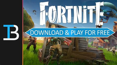 how to play fortnite battle royale for free