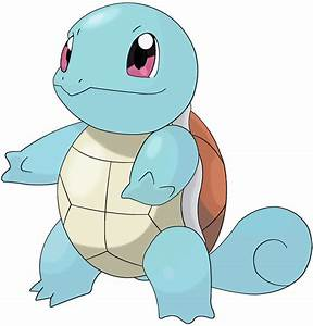 Hi Res Squirtle