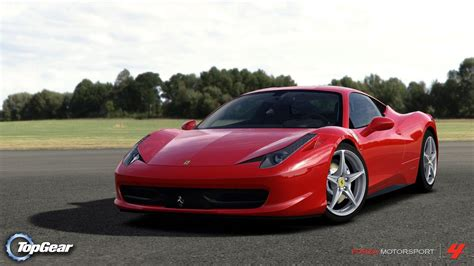 Ferrari Italia 458 Wallpapers