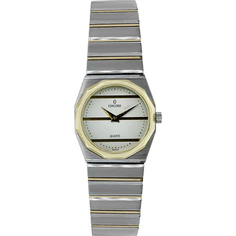 Concord Mariner SG Two Tone Ladies Watch
