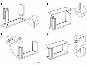Instructions For The Billy Bookcase