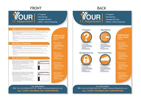 design a flyer 6 modern professional flyer designs for a business in