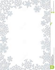 white border snowflake clipart clipartsgram com