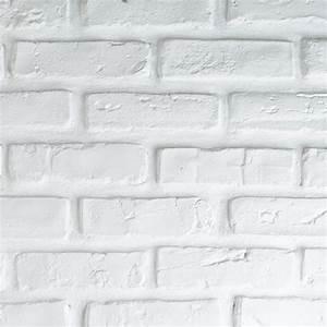Pierre Blanche Leroy Merlin : cabane k brique blanche ~ Melissatoandfro.com Idées de Décoration