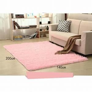 Lit Enfant Sol : tapis rose poudre achat vente tapis rose poudre pas cher cdiscount ~ Nature-et-papiers.com Idées de Décoration