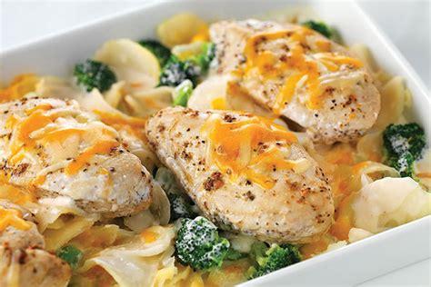 Broccoli Potato And Chicken Divan Recipe Kraft Recipes