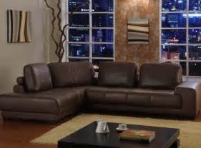 ideas of living room with brown sofas
