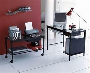 Petit Bureau Design : petit bureau d ordinateur maison design ~ Preciouscoupons.com Idées de Décoration