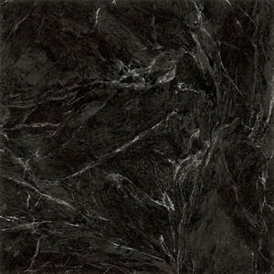 TrafficMASTER Black Marble 12 in. x 12 in. Peel and Stick ...