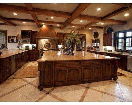 Top 28 Large Kitchen Islands & Photos ? Alinea Designs