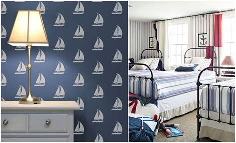 cool nautical kids bedroom decorating ideas