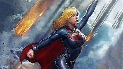 Supergirl 4k Wallpapers Artwork Dc Comics Superheroes