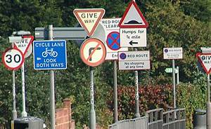 Pointless Road Signs | www.pixshark.com - Images Galleries ...