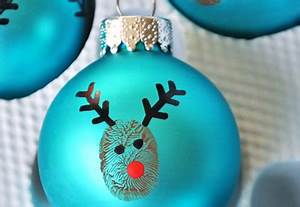 10 Homemade Christmas Ornaments That Kids Can Make