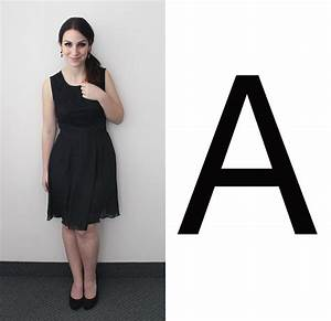 robe femme hanche largesilhouette de femme morphotype With robe noire pour mariage