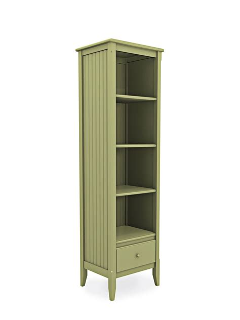 Small Bookcase With Drawers by Narrow Cottage Bookcase With Drawer In 2019 For The