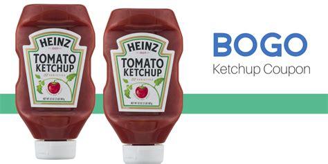 BOGO Heinz Ketchup Printable Coupon :: Southern Savers