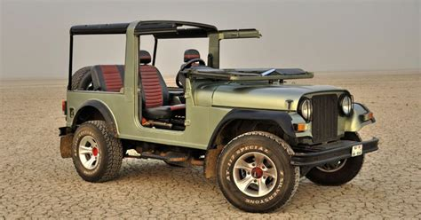 jeep mahindra mahindra thar jeep modification customization services