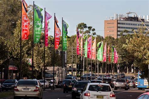 street banners randwick city council