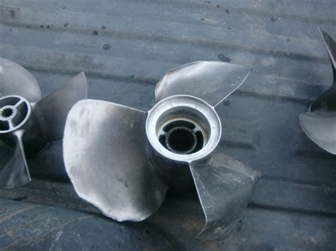 Boat Propeller Repair by Hill Marine Propeller Repair