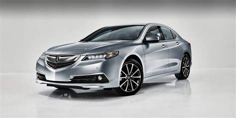 acura tlx review specs price msrp
