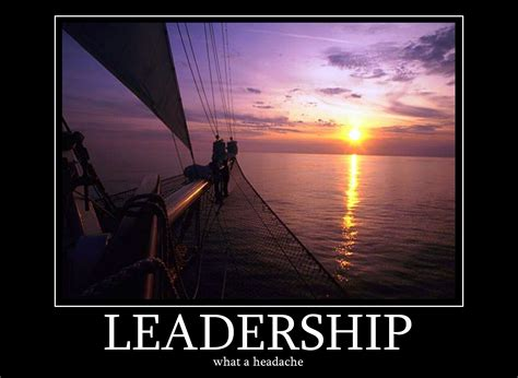 leadership posters   fun