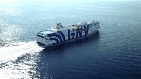 grandi navi veloci la suprema gnv la suprema