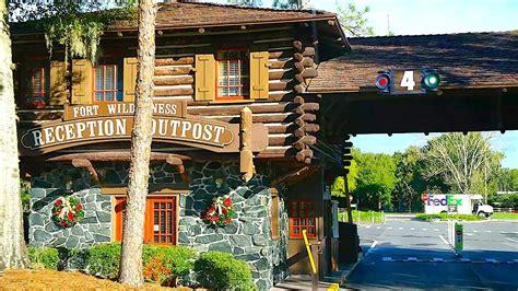 disney world cabins cing at disney s fort wilderness resort cground