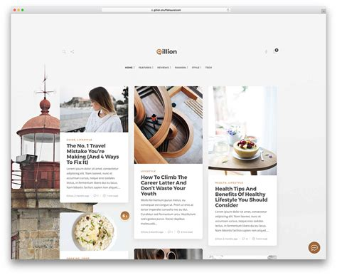 60+ Best Clean WordPress Themes 2020 - Colorlib