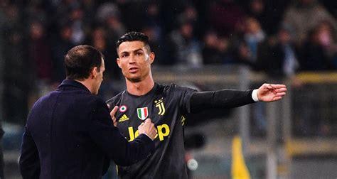 Juventus : plusieurs absents dont Ronaldo face à la Sampdoria