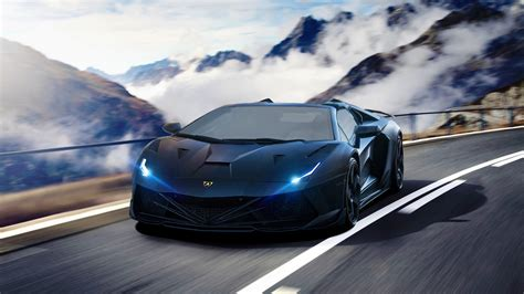 Lamborghini Aventador Supercar Wallpaper
