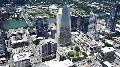 Republic Tower Austin Downtown Office Property Towers