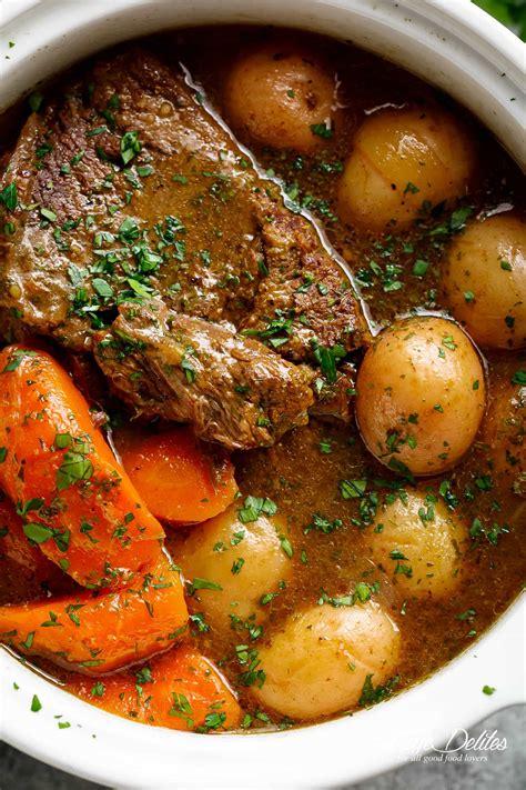roast pot slow oven cooker instant balsamic