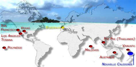 Carte Du Monde Avec Maldives by Carnet De Voyage Eric Et Flo