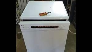 Lg Dishwasher Ld2040wh Door Repair