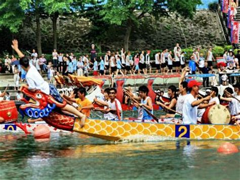 Dragon Boat Festival 2018 Thailand by Culture And Festivals In Kaohsiung Colorful And Vibrant