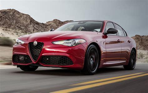 Alfa Romeo Bb by 2018 Alfa Romeo Giulia Nero Edizione Us Wallpapers And