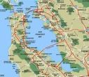 San Francisco Bay - Mapsof.Net