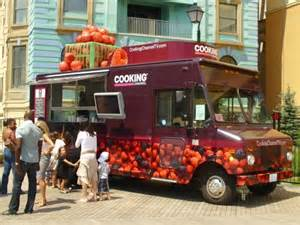 Cooking Channel Food Truck