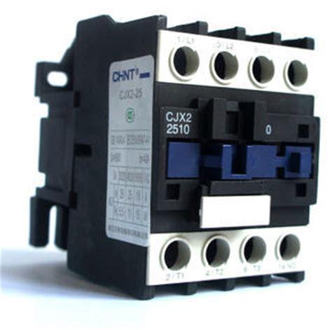 aliexpress buy original chint electrical circuit ac contactor cjx2 2501 cjx2 220v 380v 25a