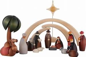 Köhler Kunsthandwerk Shop : nativity set of 17 pieces including stable and star by bj rn k hler kunsthandwerk ~ Sanjose-hotels-ca.com Haus und Dekorationen