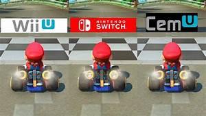 Mario Kart Wii U : mario kart 8 wii u vs switch vs cemu graphics comparison youtube ~ Maxctalentgroup.com Avis de Voitures