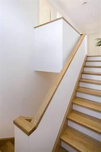 Handlauf Für Treppe : treppenhaus flur diele von puschmann architektur haus pinterest treppe treppenhaus und ~ Markanthonyermac.com Haus und Dekorationen