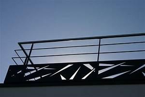 Garde corps métal pour terrasse extérieure Vendée Escaliers