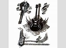 Tatouage Ange Guitare Tattoo Art