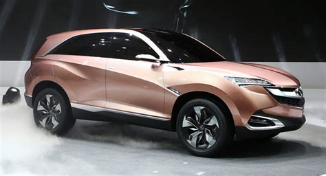 acura jeep 2013 new acura concept suv x will lead to a china made