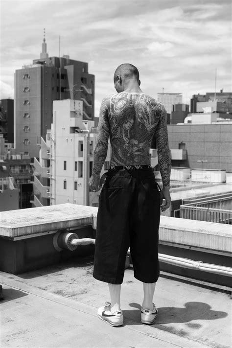 The Yakuza Don't Like Having Their Photo Taken | Japanese