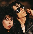 Andrew Eldritch and Patricia Morrison of the Sisters of ...