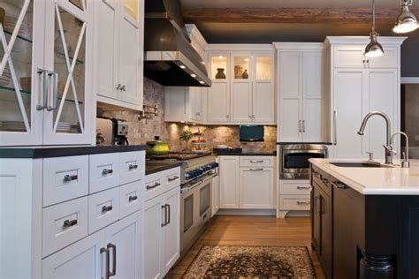 Durasupreme Cabinets by Alectra Cabinetry Arcadia Panel Door Classic White W