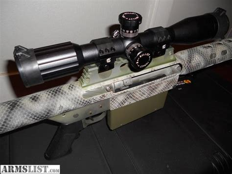 50 Bmg Scope by Armslist For Sale Anzio 50 Bmg Rifle Scope Package